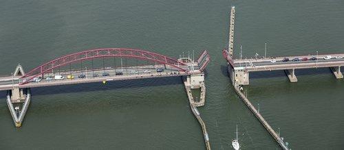 Aangepaste openingstijden Schellingwouderbrug Durgerdam