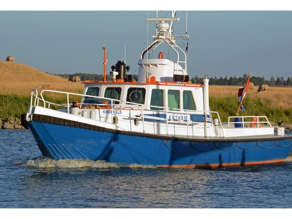 Ex. Reddingboot 'Knokkels'