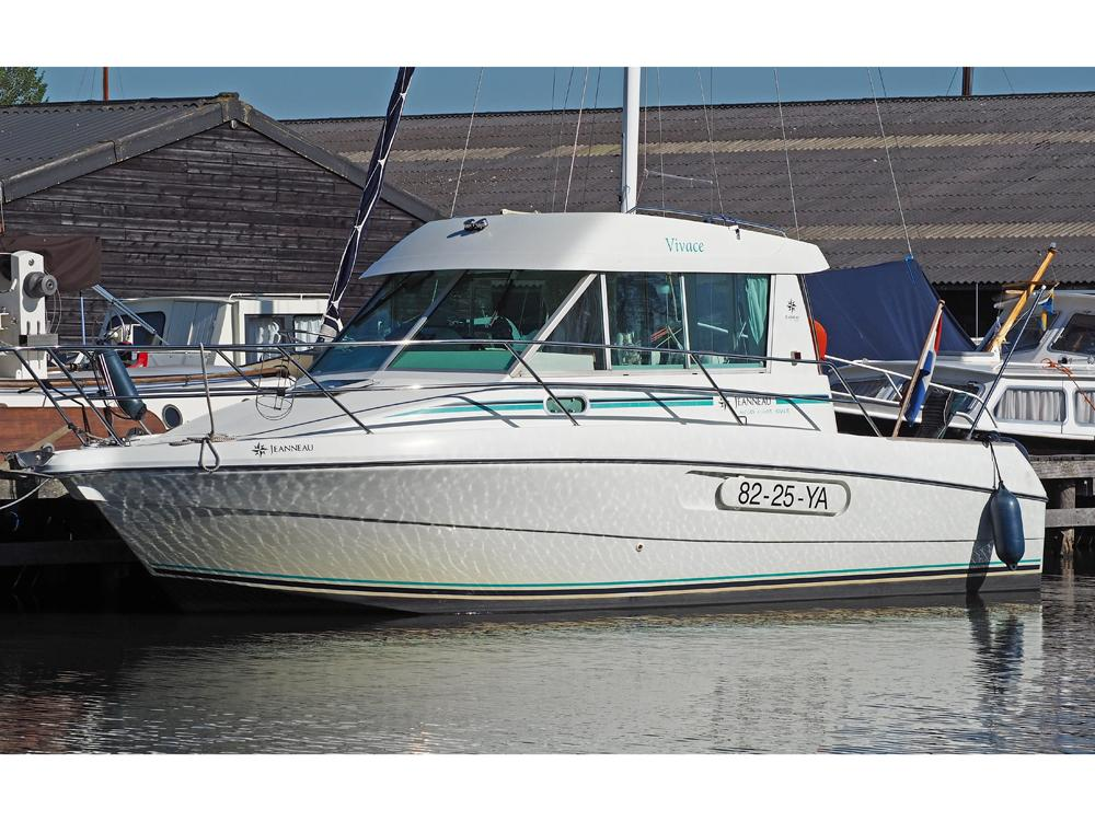 Jeanneau Merry Fisher 800 CR