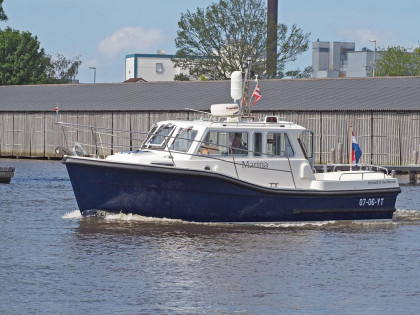 Mitchell 28 Sea Warrior