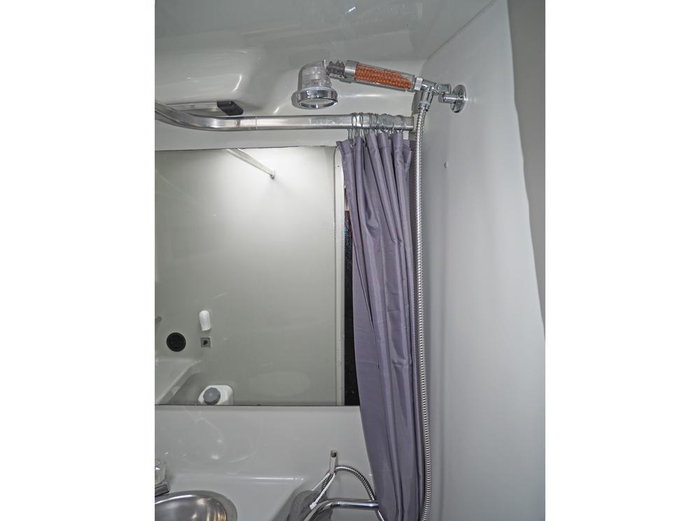 Salon, Accommodatie