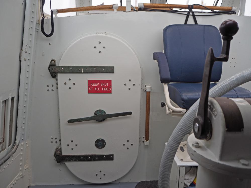 Wheel house, Accommodation